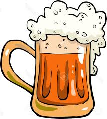 cartoon beer best free cartoon mug of beer foam vector illustration stock library