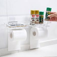 porte rouleaux de cuisine fer livraison perforé papier serviette tissue racks cuisine papier