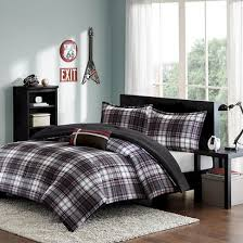 Eddie Bauer Rugged Plaid Comforter Set Plaid Bedding Comforters And Bed In A Bag Sets