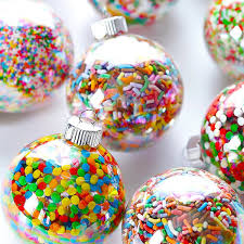 Easy Home Made Christmas Decorations by Making Christmas Decorations At Home