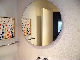 Circle Bathroom Mirror Glass Mirrors U2014 Shower Doors Of Austin