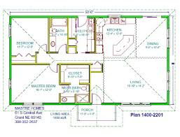 Cottage Floor Plans One Story House Plans 1200 To 1400 Square Feet Home Plans U2013 One Story