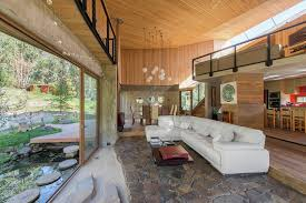 design house studio valparaiso country house casa el maqui at the root of mountain in chile from