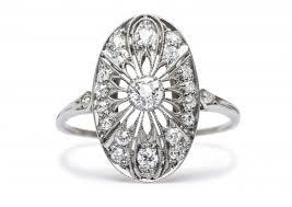 vintage inspired engagement rings t h vintage inspired engagement rings