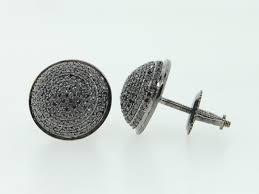 men diamond earrings black diamond earring for guys best 25 mens ear studs ideas on