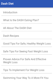 dash diet android apps on google play