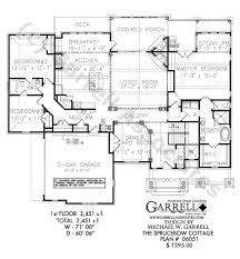 house plans for cabins sprucebow cottage house plan house plans by garrell associates inc