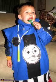 Train Halloween Costume Thomas Train Homemade Halloween Costume Boys Photo 2 2