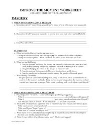 improve the moment worksheet dbt self help therapy parenting