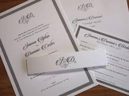Monogram Wedding Invitations Monogram U2013 Paper Pleasures Wedding Stationery