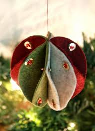85 phenomenal felt ornaments photo ideas