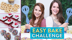 Challenge In Mo Easy Bake Challenge