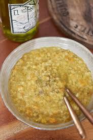 comment cuisiner le fenouille soupe de lentilles corail carottes et fenouil recette simple