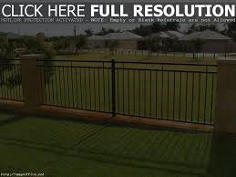 backyard fence designs for front yards incredible cost yard best