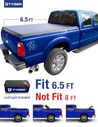 Ford F250 Truck Box - amazon com tyger auto tg bc3f1024 tri fold truck bed tonneau