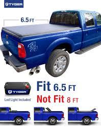 Ford F350 Truck Cover - amazon com tyger auto tg bc3f1024 tri fold truck bed tonneau