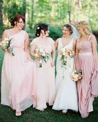 unique bridesmaids dresses 41 reasons to the mismatched bridesmaids look martha