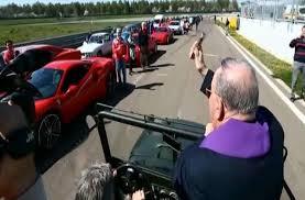 sergio mantovani benedizione di moto e auto in pista a modena heavy rider