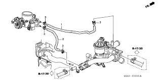 2004 honda odyssey parts water hose for 2004 honda civic coupe hondapartswd