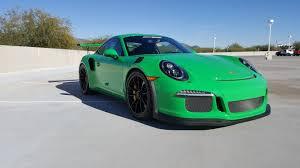 porsche 911 viper green dealer inventory 2016 porsche 911 gt3 rs in pts signal green