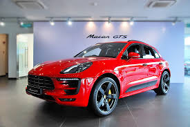 Porsche Macan Red - porsche macan gts debuts in malaysia autoworld com my