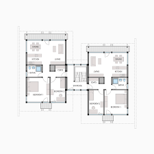 Multifamily Plans by Multifamily House Project Sample 2 Huf Haus