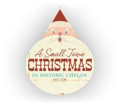small christmas small town christmas historic downtown chelan