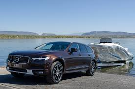 build a volvo truck the wagon is back i u0027m spending a month with the volvo v90 cross