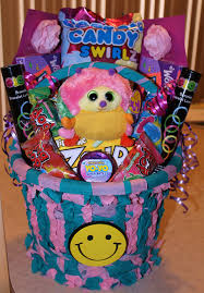9 year old girls birthday basket cute ideas for kids