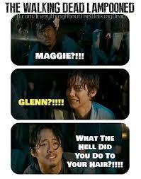 Glenn Walking Dead Meme - the walking dead finale and the memes just keep on coming