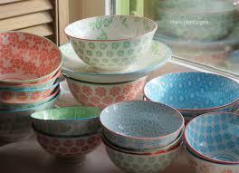 Vaisselle Shabby Chic Vaisselle Pastel Avec Des Motifs D U0027inspiration Japonaise Chez