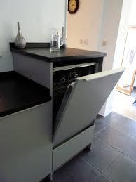 cuisine lave vaisselle en hauteur lave vaisselle en hauteur marque shcüller a idée maison