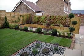 New Garden Ideas Garden Design Ideas New Build Contemporary Gardens Pinterest