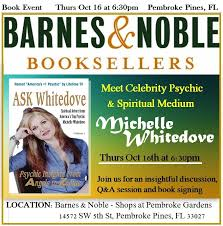 Barnes And Noble Pembroke Pines Archived Events U2014 Michelle Whitedove