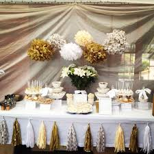 50th anniversary centerpieces polkadot 50th wedding anniversary entertaining ideas in