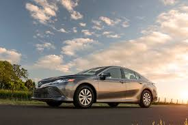 2018 toyota camry first drive review boldly going motor