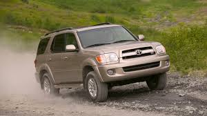 2001 toyota sequoia frame recall generation toyota sequoia investigation for steering