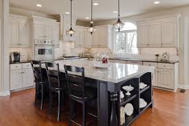 kitchen quartz vs granite countertops linon island california