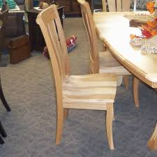 hickory dining room chairs fenmore side chair amish oak