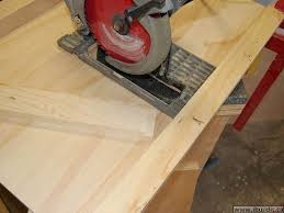 how make a table saw making a utility table saw ibuildit ca
