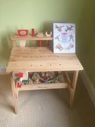 melissa doug activity table melissa and doug play work bench in stowmarket suffolk gumtree