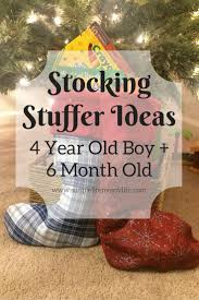 stocking stuffers for 6 year old boy roselawnlutheran