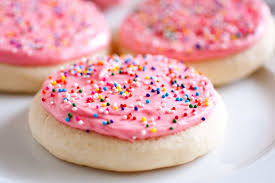 perfect frosted sugar cookies cooking classy