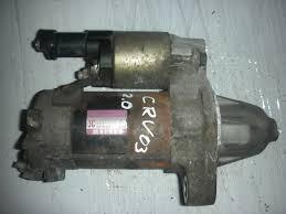 honda crv petrol manual starter motor 2002 2006
