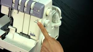 overvirew janome serger overlock sewing machines free sample