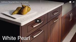 glass countertop kitchen recycled glass countertops sustainable surfaces icestone