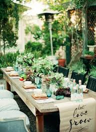 10 table settings to inspire your summer dinner party styl sh