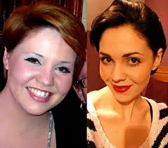 before and after weight loss face shot transformations