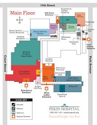 maps unitypoint health pekin