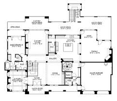 house plans 6 bedrooms modern house plan with 6 bedrooms and 6 5 baths plan 3342